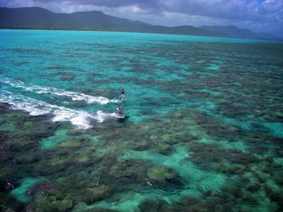 Nouvelle Calédonie Photos Aériennes Kitesurf